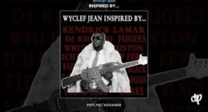 Inspired By... BY Wyclef Jean